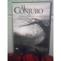 Dvd Terror El Conjuro Anabell Demonios Fantasmas