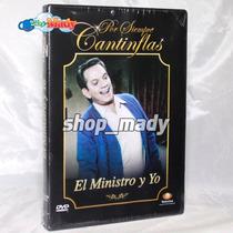 Por Siempre Cantinflas - El Ministro Y Yo - Dvd Región 1 Y 4