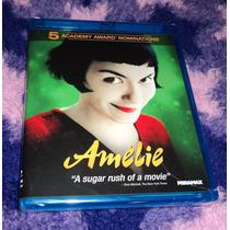 Amelie - Bluray Clasico Frances Cine De Arte Importado