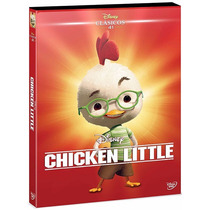 Chicken Little Clasicos De Disney , Pelicula En Dvd