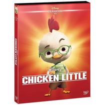 Chicken Little Clasicos De Disney , Pelicula En Dvd