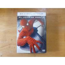 Dvd El Hombre Araña Edicion De Lujo
