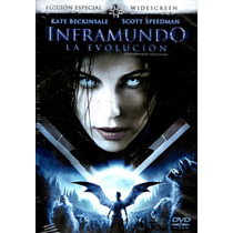 Dvd Inframundo La Evolucion ( Underworld: Evolution ) - Len