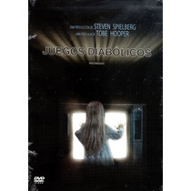 Dvd Juegos Diabolicos ( Poltergeist ) 1982 - Tobe Hooper