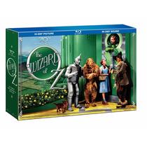 Blu-ray Original Wizard Of El Mago De Oz Judy Garland 4disco