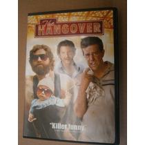 The Hangover ¿que Paso Ayer? Dvd Importado Bradley Cooper
