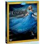 La Cenicienta (combo Bluray +dvd+descarga Hd) Nuevo Original
