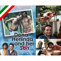 Dvd Doña Herlinda Y Su Hijo - Tematica Gay Jaime Humberto H.