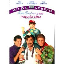 Dvd Tres Hombres Y Una Pequeña Dama ( Three Men And A Little