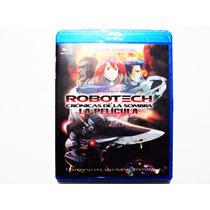 Robotech Cronicas De La Sombra - Nueva & Original - Blu Ray