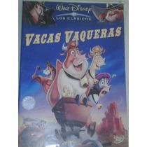 Dvd Infantil De La Pelicula:vacas Vaqueras En Español