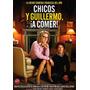 Chicos Y Guillermo A Comer Comedia , Pelicula En Dvd