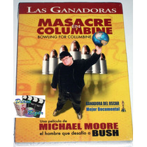 Documental En Dvd: Masacre En Columbine, Michael Moore!! Lbf