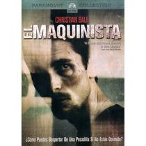 Dvd El Maquinista ( The Machinist ) 2004 - Brad Anderson