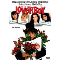Dvd Loverboy ( Amante A Domicilio ) 1989 - Joan Micklin Silv