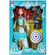 Disney / Pixar Brave Película Exclusivo 11 Inch Talking Doll