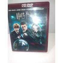 Harry Potter Y La Orden Del Fenix Hd Dvd And Dvd Combo