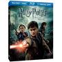 Harry Potter Reliquias De La Muerte Parte 2 (2 Blue Ray+dvd)