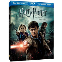 Harry Potter Reliquias De La Muerte Parte 2 (2 Blue Ray+dvd)