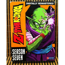 Dragon Ball Z Season 7 Box - Dvd Anime R1 - Funimation