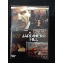 Película Dvd El Jardinero Fiel