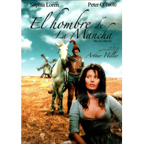 Dvd Hombre De La Mancha ( Man Of La Mancha ) - Arthur Hiller