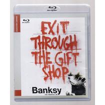 Exit Through The Gift Shop Cine Drama Pelicula Blu-ray