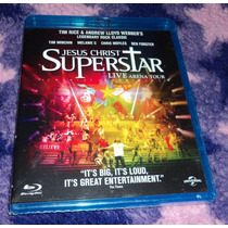 Jesus Christ Superstar : Live Arena Tour - Bluray Importado