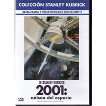 2001 Odisea Del Espacio , Stanley Kubrick , Película Dvd