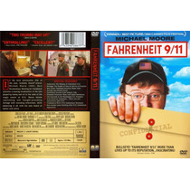Dvd Michael Moore Fahrenheit 9/11 Ganador Festival De Cannes