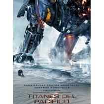 Titanes Del Pacifico Pacific Rim ( Dvd + Cop Dig ) Nueva