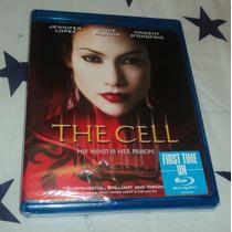 The Cell - La Celula - Bluray Importado Usa Jennifer Lopez