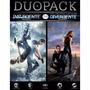 Divergente Insurgente Duo Pack Boxset , Pelicula En Blu-ray