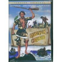 Robinson Crusoe. Luis Buñuel. Version Original. Formato Dvd