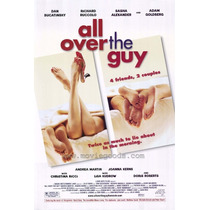 Dvd All Over The Guy (la Otra Pareja ) Tematica Gay