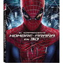 El Sorprendente Hombre Araña 2 Discos Blu-ray