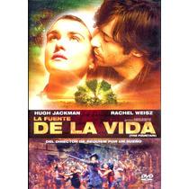 Dvd Fuente De La Vida ( The Fountain ) 2006 - Darren Aranofs