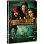 Piratas Del Caribe El Cofre De La Muerte (disney Dvd) Nuevo