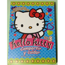 Hello Kitty - Compartir Y Cuidar - Dvd
