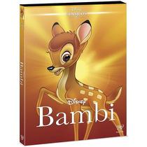 Bambi Edicion Diamante Clasicos De Disney , Pelicula En Dvd