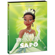 La Princesa Y El Sapo Clasicos De Disney , Pelicula En Dvd