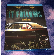 It Follows - Te Sigue - Bluray Importado Usa Terror