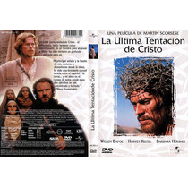 Dvd La Ultima Tentacion De Cristo De Martin Scorsese Tampico
