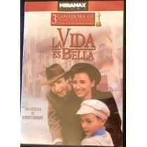 La Vida Es Bella Película Italia Dvd Éxitos