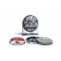 Jurassic World Pelicula Edicion Especial Preventa Blu-ray