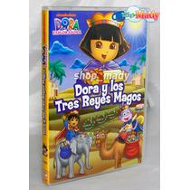 Dora La Exploradora: Dora Y Los Tres Reyes Magos Dvd