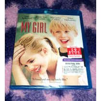 My Girl - Mi Primer Beso - Bluray Remasterizado 4k Clasico