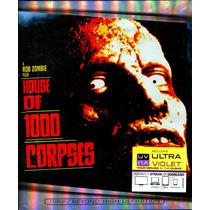 Bluray Casa De Los 1000 Cuerpos ( House Of 1000 Corpses ) 20