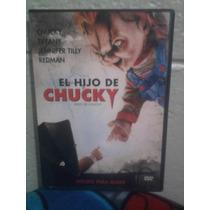 Dvd Terror Chucky 5 El Hijo De Chuky Puppet Master