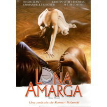 Dvd Luna Amarga 1994 ( Bitter Moon ) - Roman Polanski